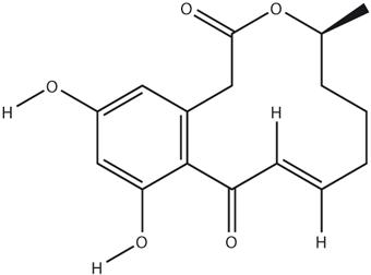 10,11 Dehydrocurvularin